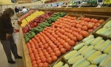 Precios de productos agrícolas multiplicaron casi cinco por ciento del campo a la góndola