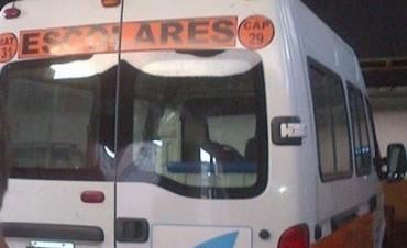 Los transportistas escolares aumentan su cuota