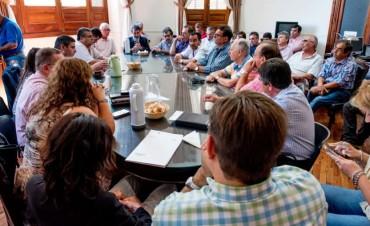 Los trabajadores municipales analizarán el ofrecimiento del 25 por ciento de aumento salarial