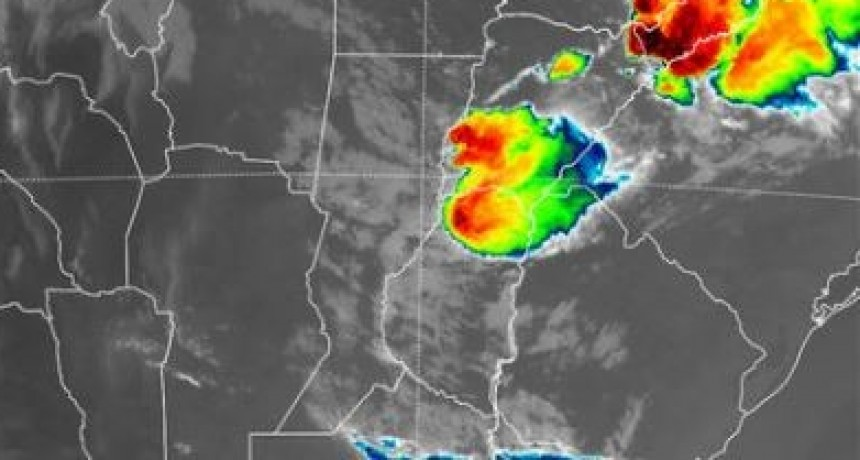 Alertas meteorológicas por probables tormentas fuertes en la provincia