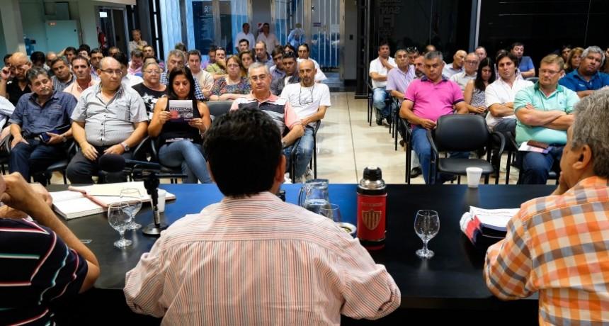 Festram analizará en un plenario los pasos a seguir si no hay acuerdo salarial