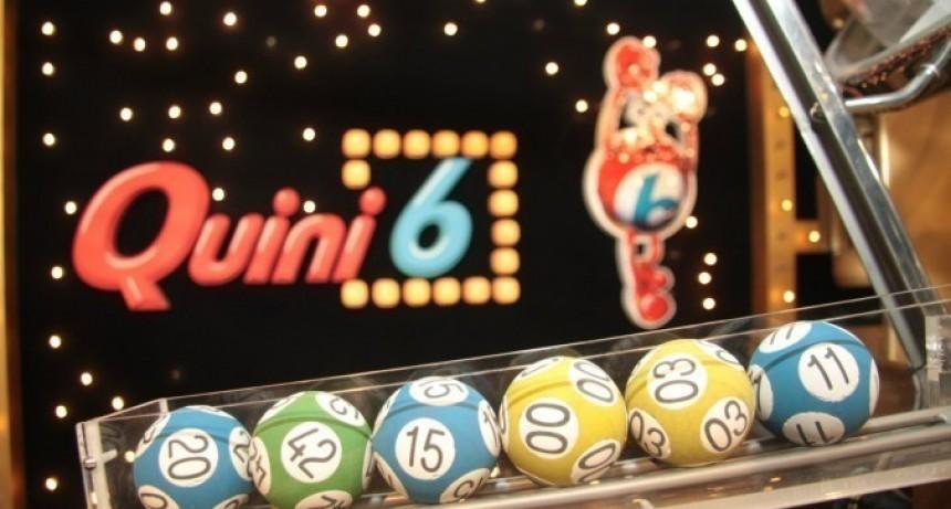 El Quini 6 sorteará ochenta y cuatro millones de pesos el miércoles