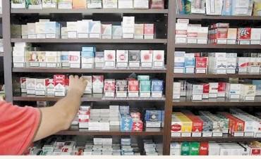 Los cigarrillos aumentan cuatro y medio por ciento