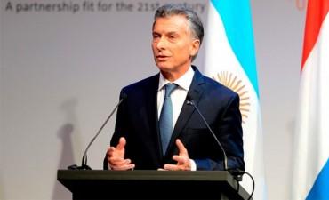 Macri firmará con gobernadores un acuerdo de mayor eficiencia en gestión pública