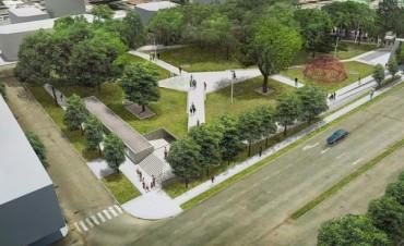 Las cocheras subterráneas de la Plaza Alberdi estarían en condiciones para empezar a funcionar
