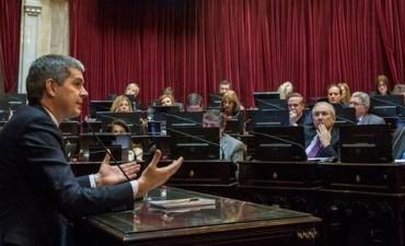 Marcos Peña brindará el informe de gestión gubernamental en el Senado
