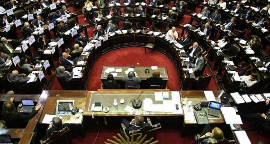 Diputados acordaron eliminar el sistema de canje de pasajes