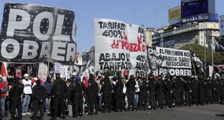 Los movimientos sociales pretenden lanzarse como un sindicato único el 1° de mayo