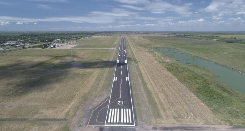 El aeropuerto de Sauce Viejo será un ente autárquico desde mayo