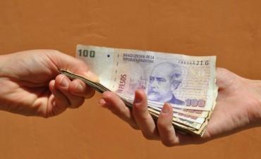 Aumento superior al dos por ciento en los préstamos a privados