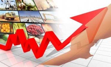 La actividad económica interanual de Santa Fe subió el 0,3 por ciento en febrero