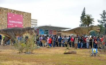 Las escuelas pueden pedir turno para visitar Tecnópolis desde este martes