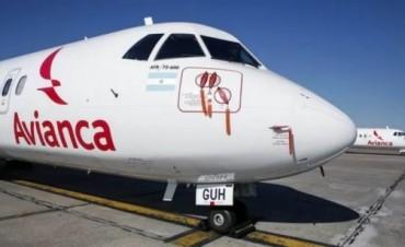 Avianca iniciará sus vuelos en Argentina el 11 de julio