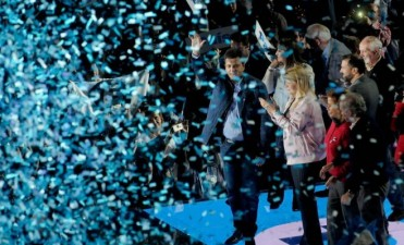 Sergio Massa y Margarita Stolbizer lanzaron el espacio electoral 1País
