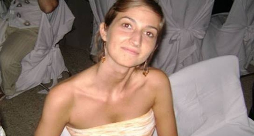 Suelta de globos para pedir justicia por Marianela Brondino