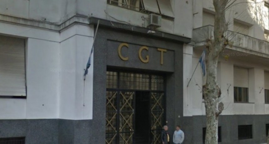 La nueva conducción de la CGT tendrá un solo secretario general