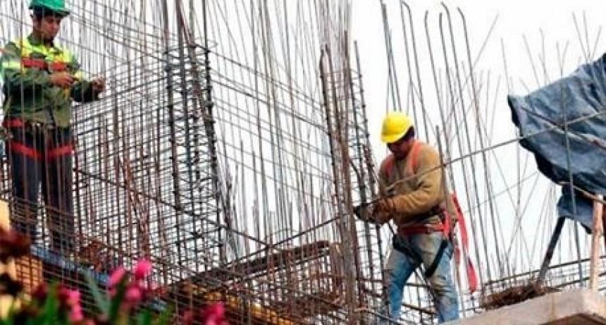 Las ventas de insumos para la construcción subieron más de dieciocho por ciento en abril