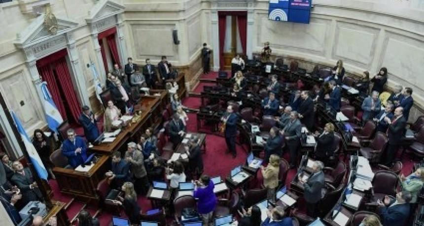 La Cámara Alta trata en Comisión el proyecto contra el aumento de tarifas