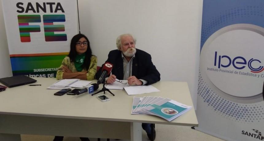 La provincia presentó el segundo informe del Registro Único de Situaciones de Violencias hacia las Mujeres