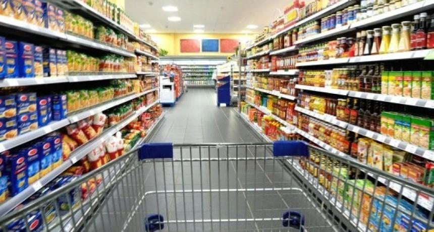 Subieron las ventas en supermercados y shoppings en el primer trimestre del año