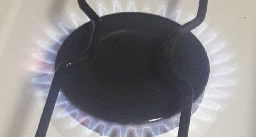 El Gobierno nacional bonificará el consumo de gas de 2 millones de hogares