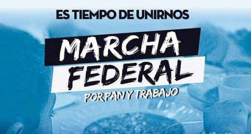 La Marcha Federal estará en la ciudad de Santa Fe el jueves