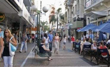 El comercio registraba 17 meses de baja en las ventas en la ciudad de Santa Fe