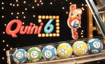 Tres apostadores se repartieron más de doce millones de pesos en el Quini 6