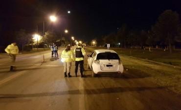 Personal de la Agencia de Seguridad Vial profundiza el plan de lucha