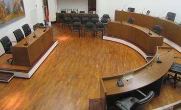 Las listas de precandidatos a concejales se oficializan este lunes