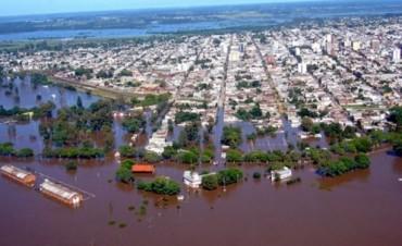 Sumaban tres mil los evacuados en Entre Ríos
