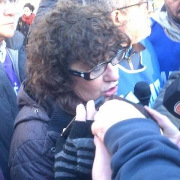 Sonia Alesso dijo que seguramente se debían juntar en paritarias en agosto