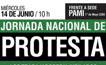 Jornada nacional de protesta de ATE programada para el miércoles