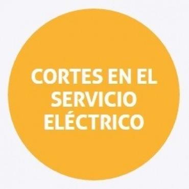 Cortes de energía programados para Santa Fe y Santo Tomé
