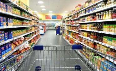 Las ventas en supermercados y shoppings volvieron a caer en abril