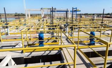 Miguel Lifschitz anuncia una nueva licitación para continuar la construcción del acueducto de Desvío Arijón