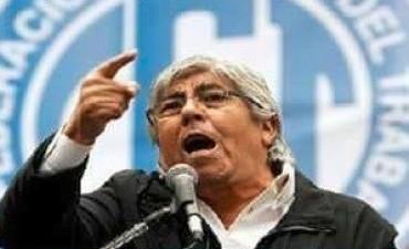 Moyano reclamó una gran movilización para ponerle límite al Gobierno