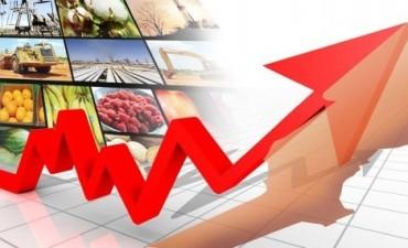 La actividad económica creció 0,6 por ciento