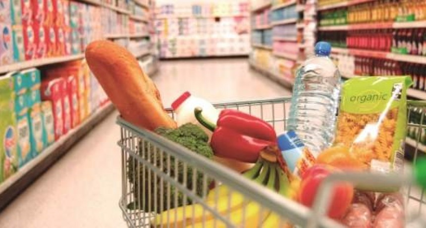 Los alimentos aumentaron diecisiete por ciento en lo que iba del año