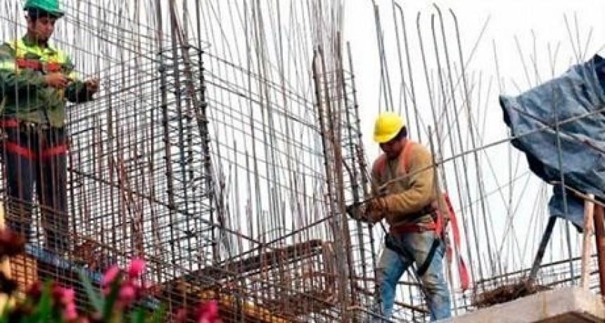 La venta de insumos para la construcción subió más de siete por ciento interanual