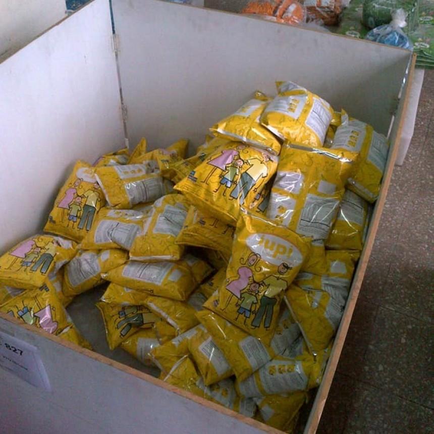 La Universidad Nacional del Litoral pone a disposición 25 mil raciones de alimentos para Guatemala