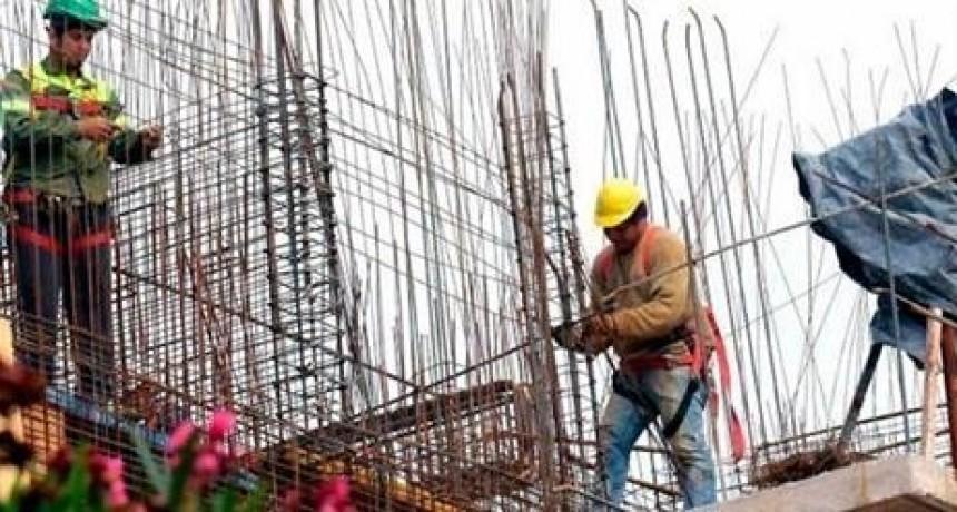 El recorte de obra pública afectaría la construcción