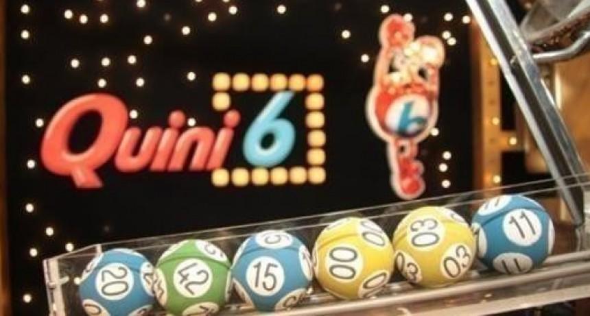El Quini 6 sorteará sesenta y ocho millones de pesos el miércoles