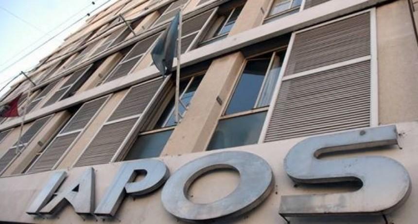 Atención reducida en IAPOS durante martes y miércoles por estado de asamblea