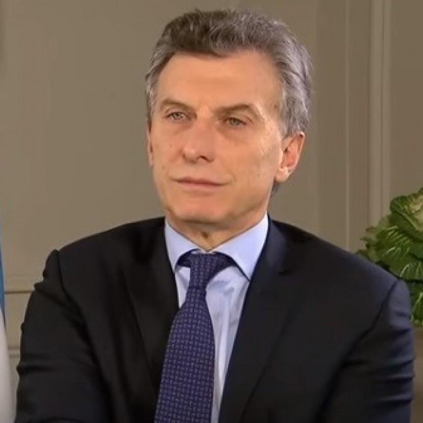 Mauricio Macri prometió una nueva ley pyme