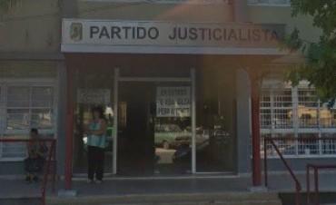 El justicialismo departamental criticó al Intendente por el endeudamiento del Municipio