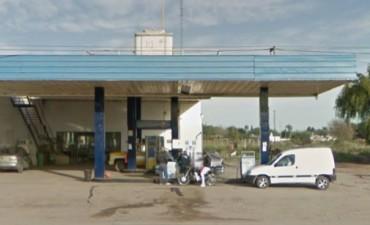 Desconocidos robaron una estación de servicio del norte de la ciudad