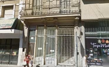 El Municipio inspeccionó el estado del edificio de calle Mendoza al 2700