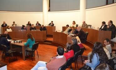 El Concejo aprobó el endeudamiento para tareas de bacheo