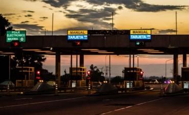 El peaje del Túnel Sublfuvial aumentó un 16 por ciento